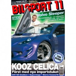 Bilsport nr 11  2004