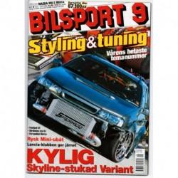 Bilsport nr 9  2004