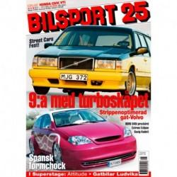 Bilsport nr 25  2003
