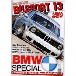 Bilsport nr 13  2003