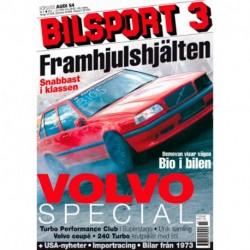 Bilsport nr 3  2003