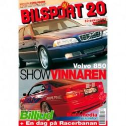 Bilsport nr 20  2002
