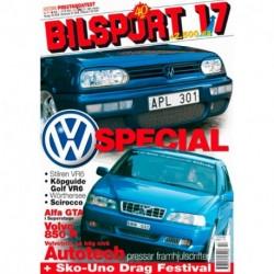 Bilsport nr 17  2002
