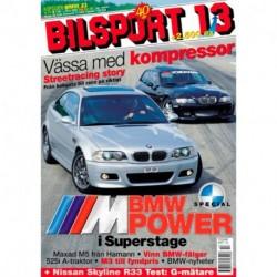 Bilsport nr 13  2002