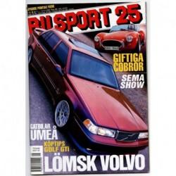 Bilsport nr 25  2000