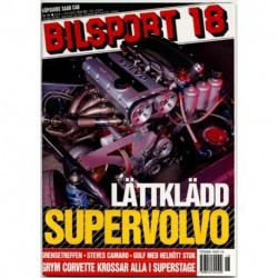 Bilsport nr 18  2000