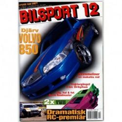 Bilsport nr 12  2000