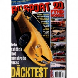 Bilsport nr 20  1999