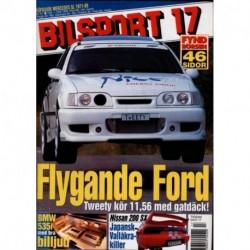 Bilsport nr 17  1999