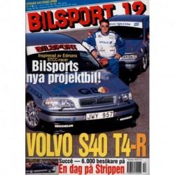 Bilsport nr 12  1999