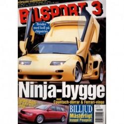 Bilsport nr 3  1999