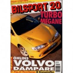 Bilsport nr 20  1998