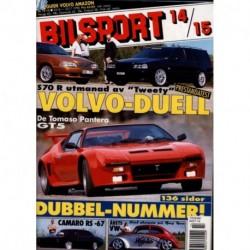 Bilsport nr 14  1998