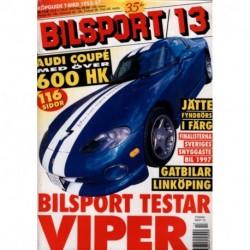 Bilsport nr 13  1997