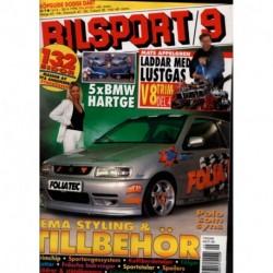 Bilsport nr 9  1998