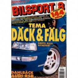 Bilsport nr 8  1997