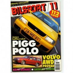 Bilsport nr 11  1996