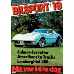 Bilsport nr 18  1978