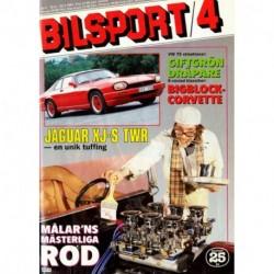 Bilsport nr 4  1987