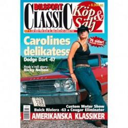 Bilsport Classic nr 6  2003