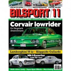 Bilsport nr 11 2013
