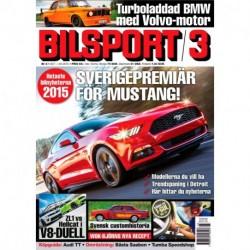Bilsport nr 3 2015