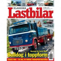 Klassiska Lastbilar nr 7 2016