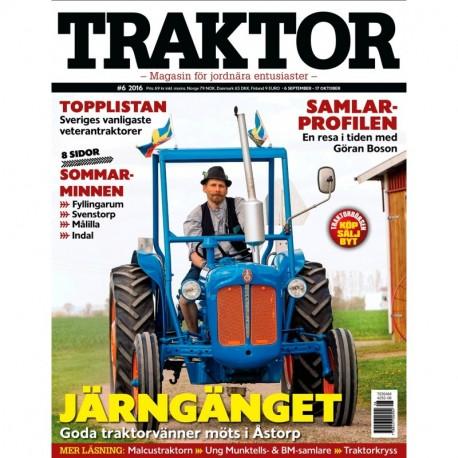 Traktor nr 6 2016