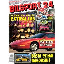 Bilsport nr 24  1993