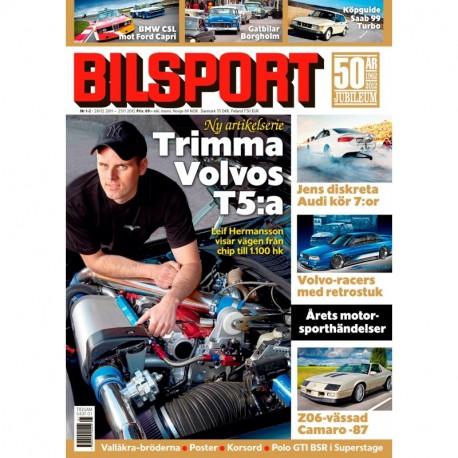 Bilsport nr 1 2012