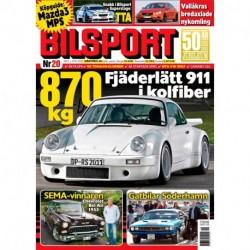 Bilsport nr 20 2012