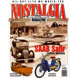 Nostalgia Magazine nr 5  1998