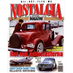 Nostalgia Magazine nr 2  1998