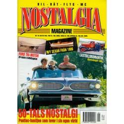 Nostalgia Magazine nr 1  1996