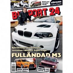 Bilsport nr 24 2008