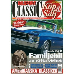 Bilsport Classic nr 4  2003