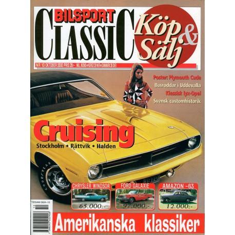 Bilsport Classic nr 10  2000