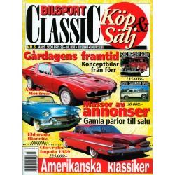 Bilsport Classic nr 3  2000