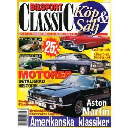 Bilsport Classic nr 8  1999