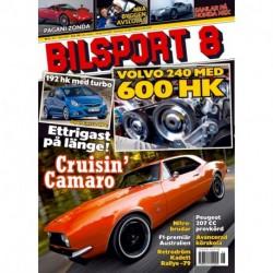 Bilsport nr 8 2007