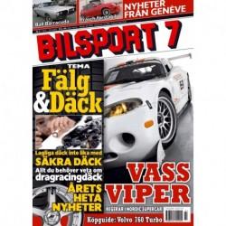 Bilsport nr 7 2007