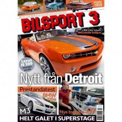 Bilsport nr 3 2007