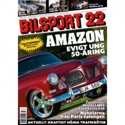 Bilsport nr 22 2006