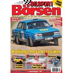 Bilsport Börsen nr 9 2008