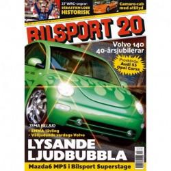 Bilsport nr 20 2006