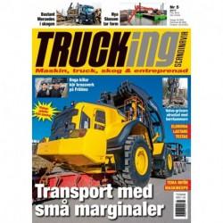 Trucking Scandinavia nr 5 2017