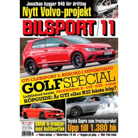 Bilsport nr 11 2017