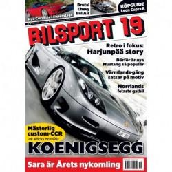 Bilsport nr 19 2008
