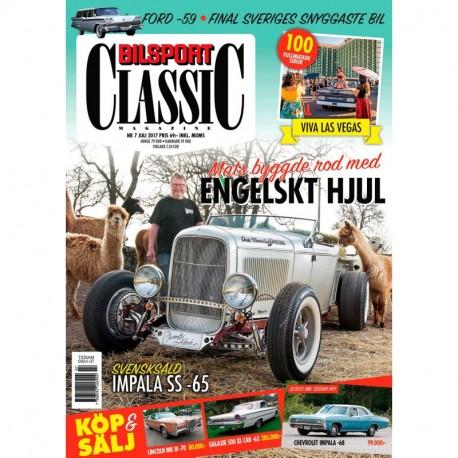 Bilsport Classic nr 7 2017