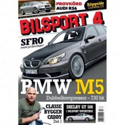 Bilsport nr 4 2008